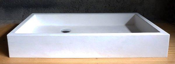 lavabo su misura colorato o bianco