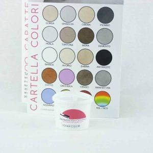 colorante per resina e micro cemento toner color